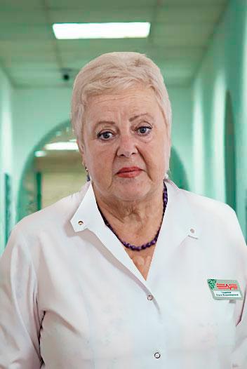 Мельникова Лариса Сергеевна