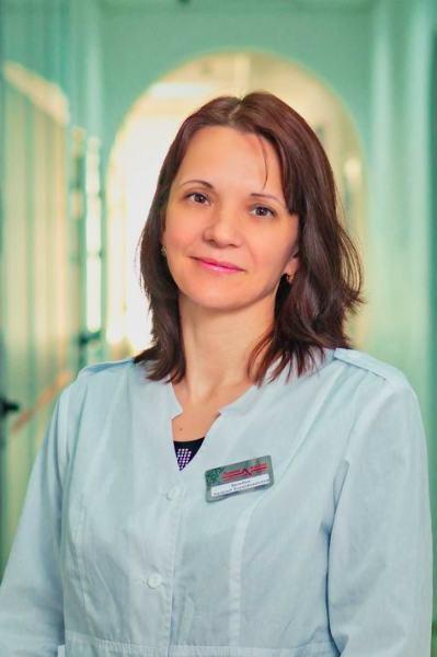 Бильбок Наталья Александровна